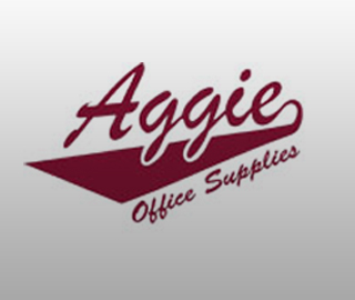 Click to shop Aggie Office Supplies.