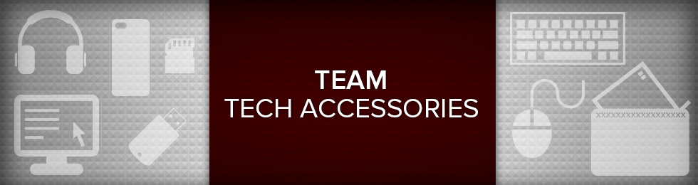 Picture of tech accessories. Click to buy Team Tech Accessories.
